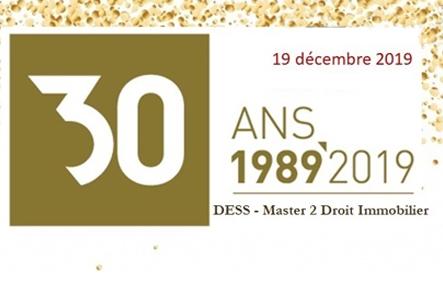 30 ans IDPI
