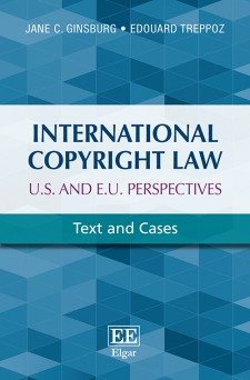 International Copyright Law U.S. and E.U. Perspectives