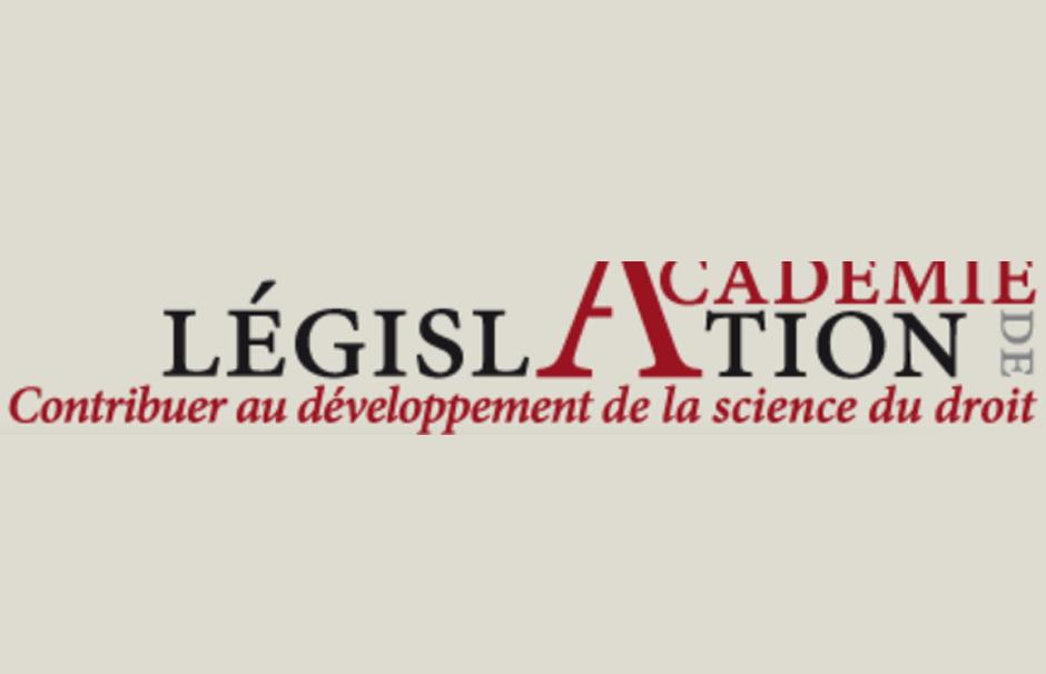academie legislation
