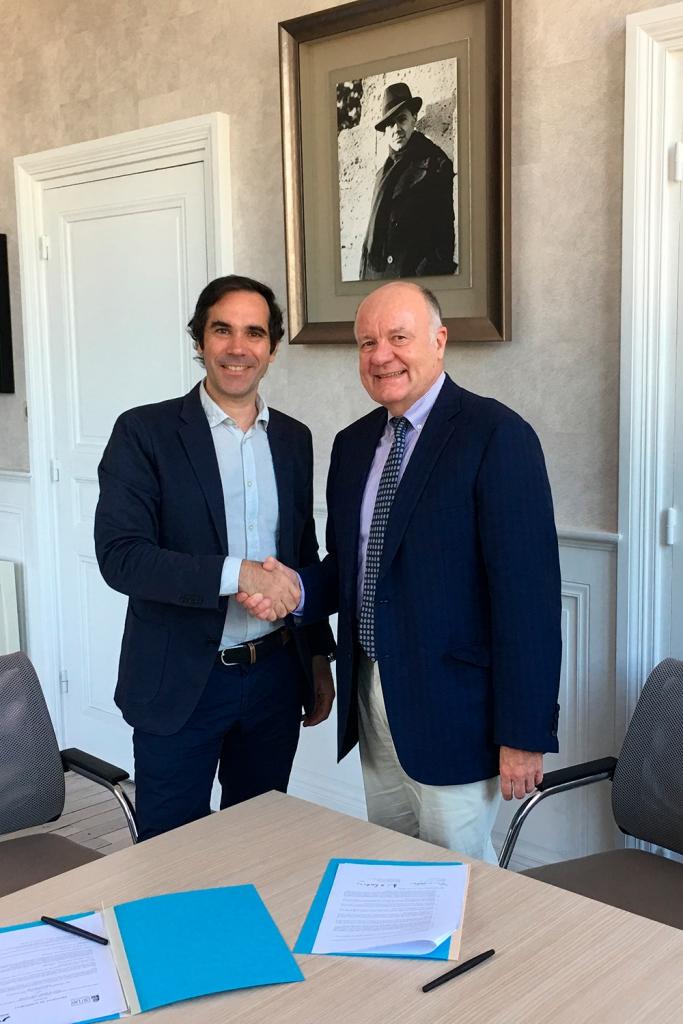 Signature accord LSU 2018