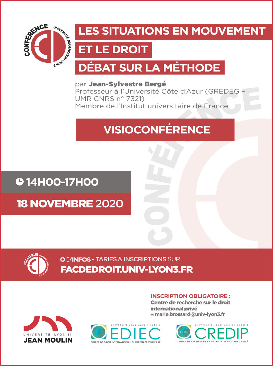 Affiche conference 18-11