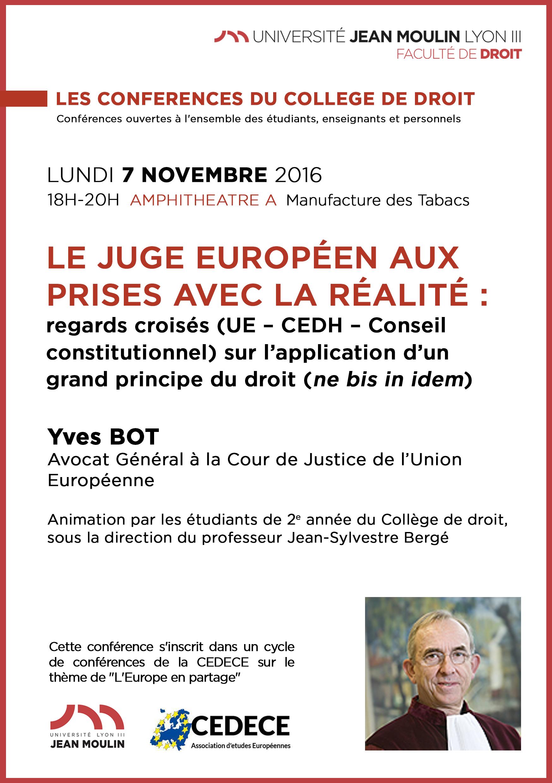 Conférence 7 novembre 2016