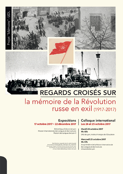 affiche regards croises