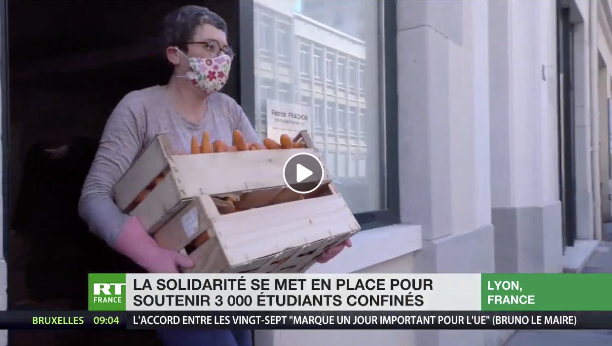 Reportage RT France