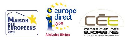 Logos partenaires semaine de l'Europe