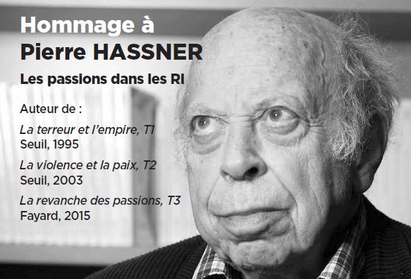 Hommage a Pierre Hasner