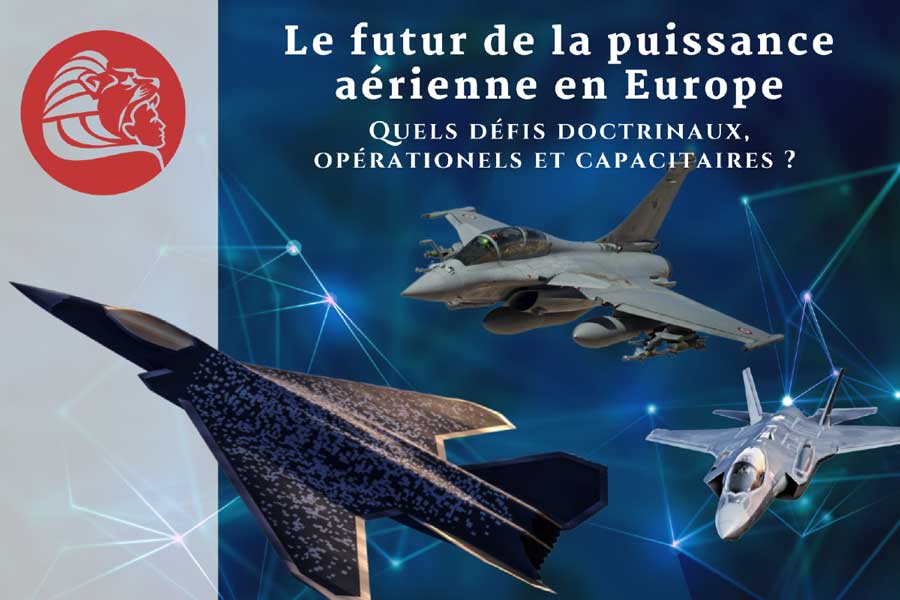 Colloque Le futur de la puissance aérienne en Europe