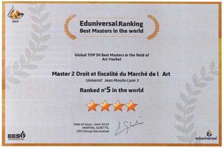 Vignette SMBG 5eme rang mondial