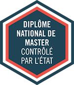 Diplôme National de Master contrôlé par l'Etat