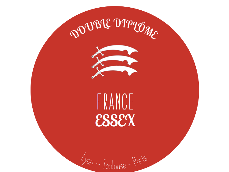 double diplome france essex