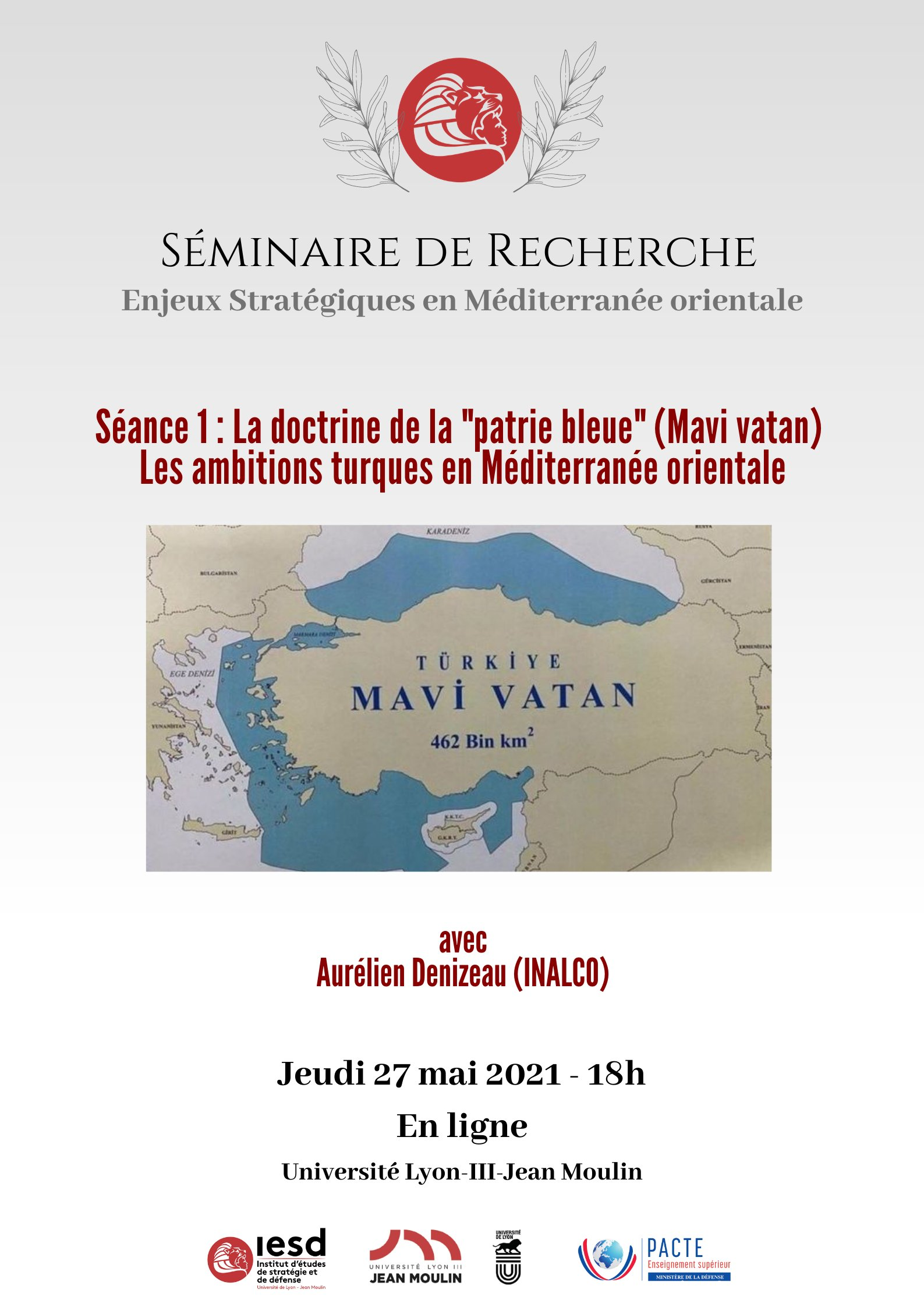"Séance 1 : La doctrine de la ""partie bleue"" (mavi vatan)"
