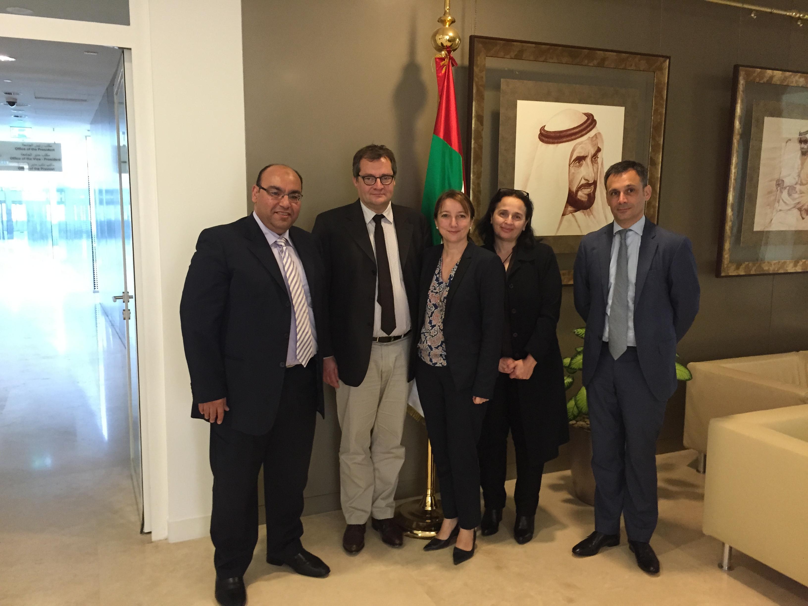 photo bis visite Koweit et Abu Dhabi