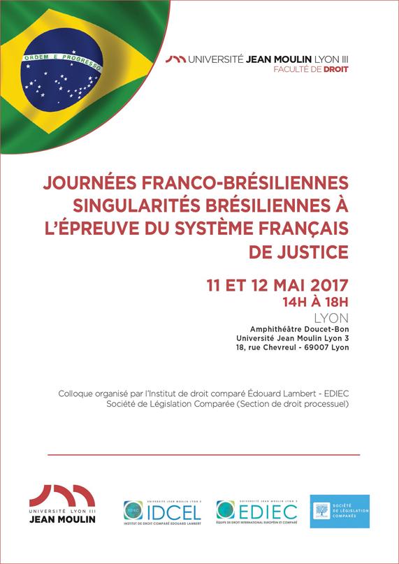 Journee Franco Bresilienne IDCEL 2017