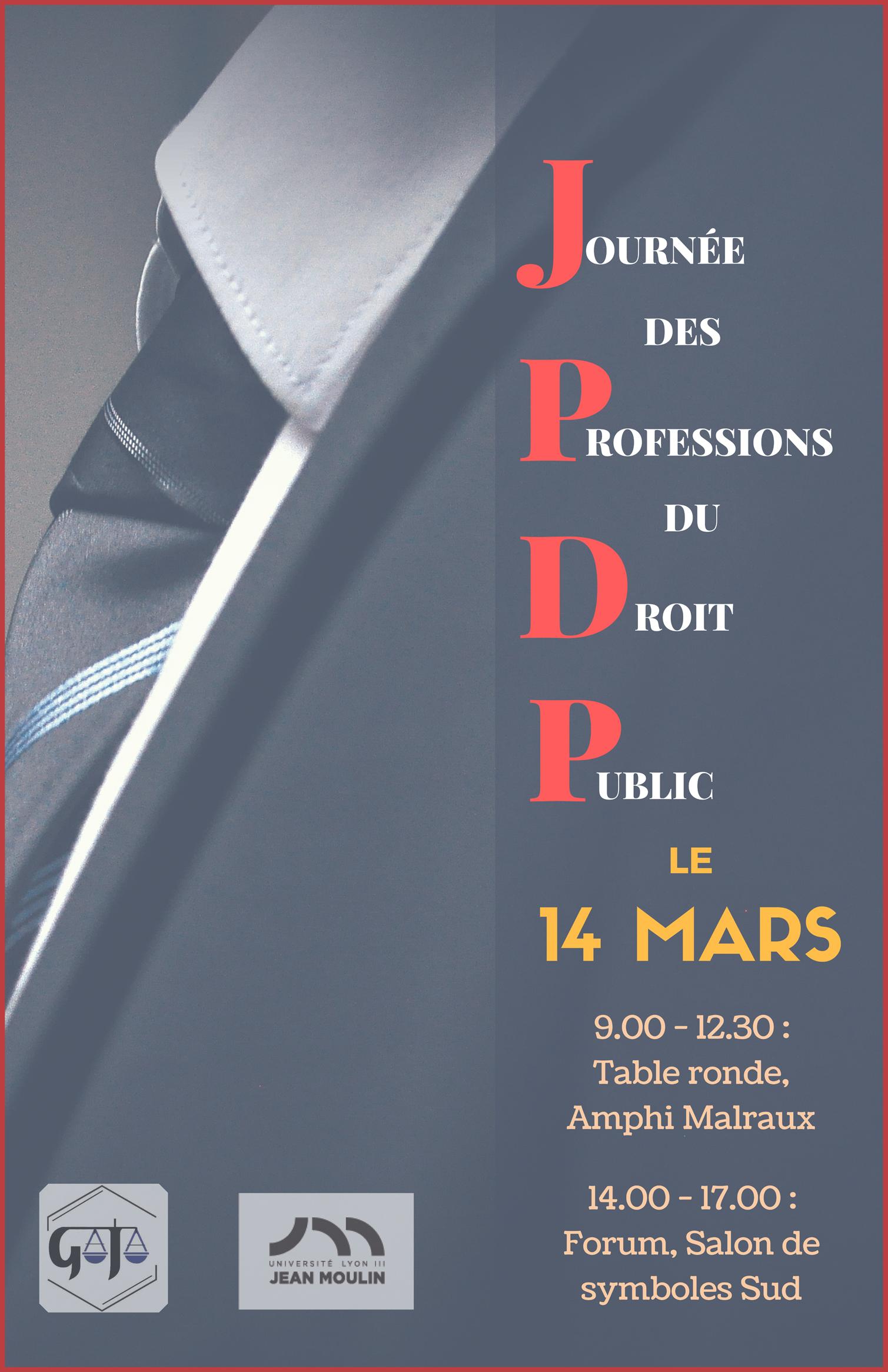 JPDP 14 mars 2017