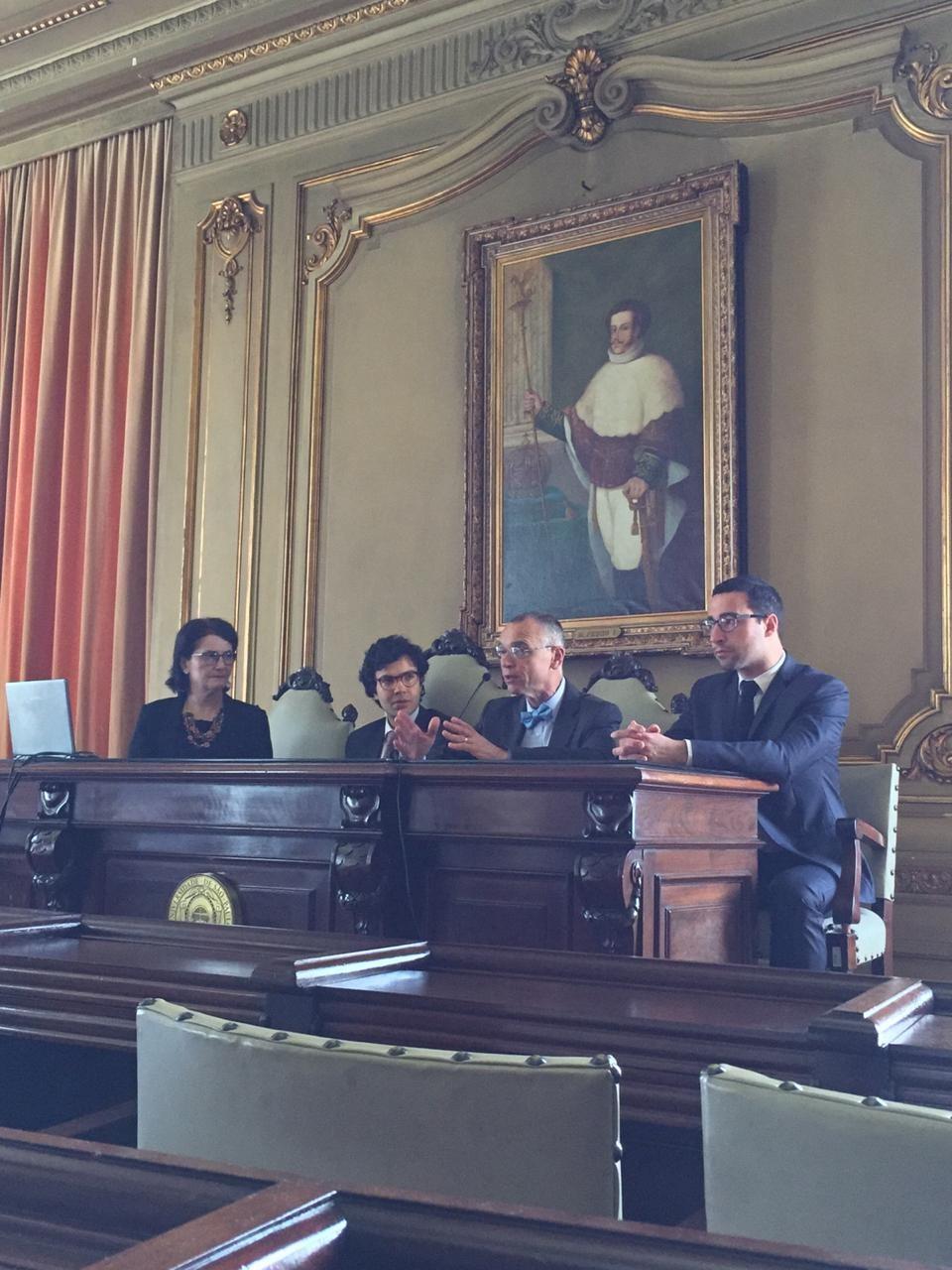 Katia RUBIO, Jean NICOLAU, Hugues FULCHIRON, Xavier AUMERAN