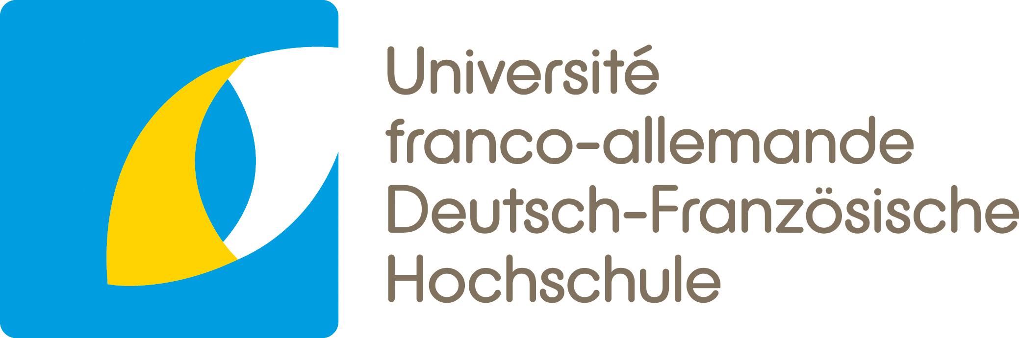 Logo Université Franco-Allemande