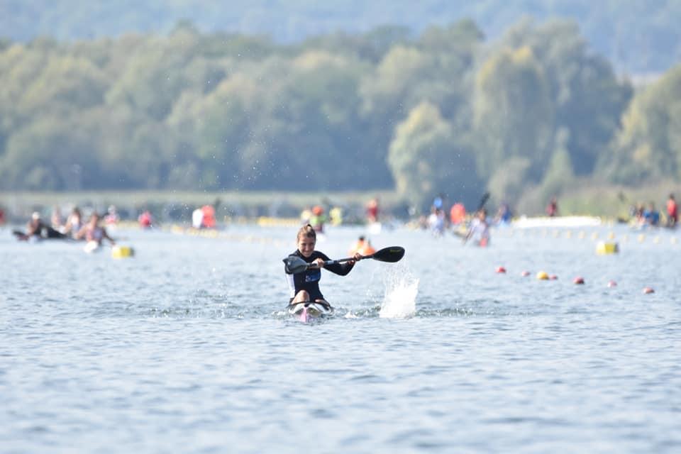 Maud denais - kayak