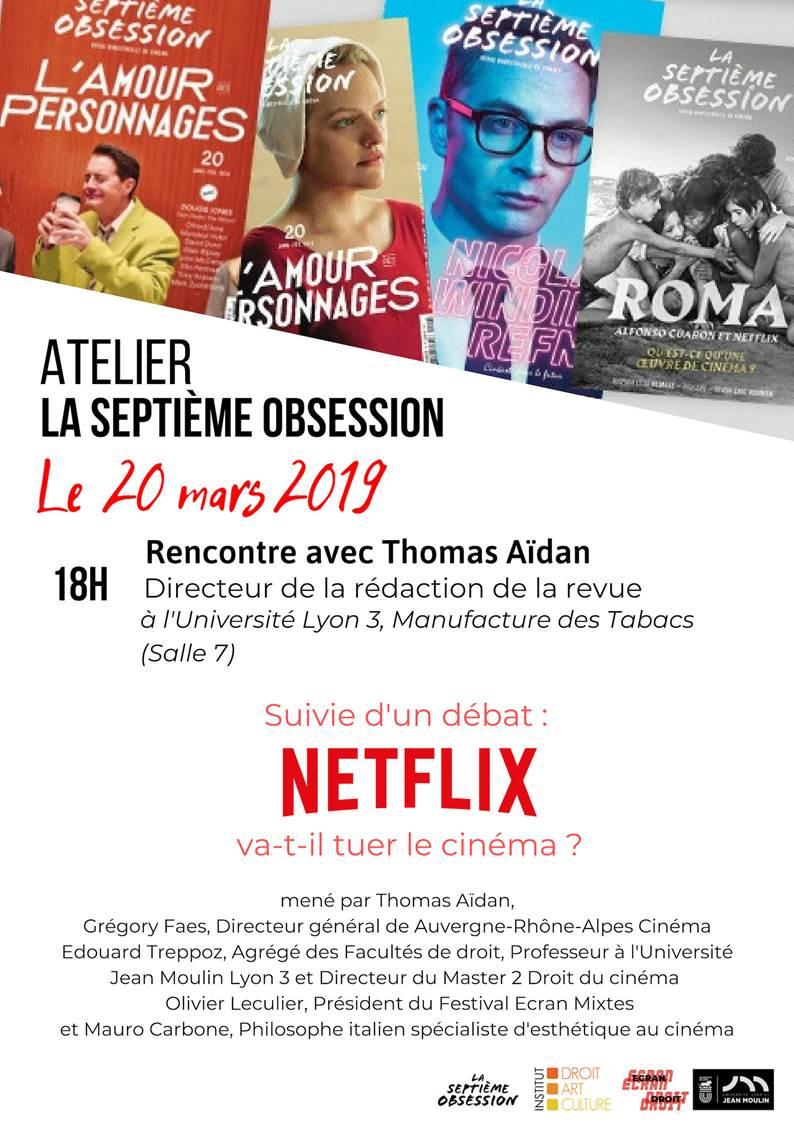 Photo Conference Netflix IDAC 2