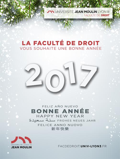Affiche fêtes de fin d'année