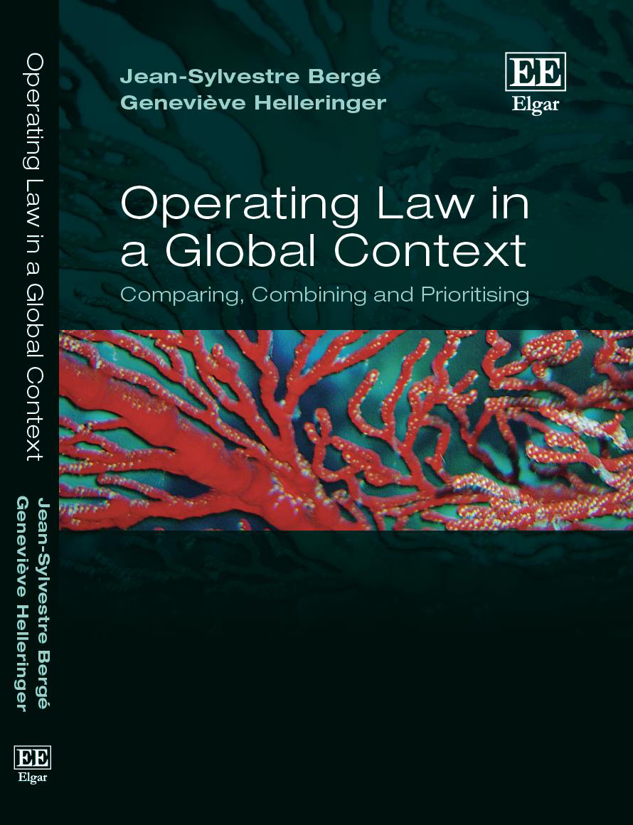 Publication : Operating Law in a Global Context