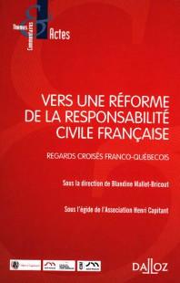 Réforme de la responsabilité française