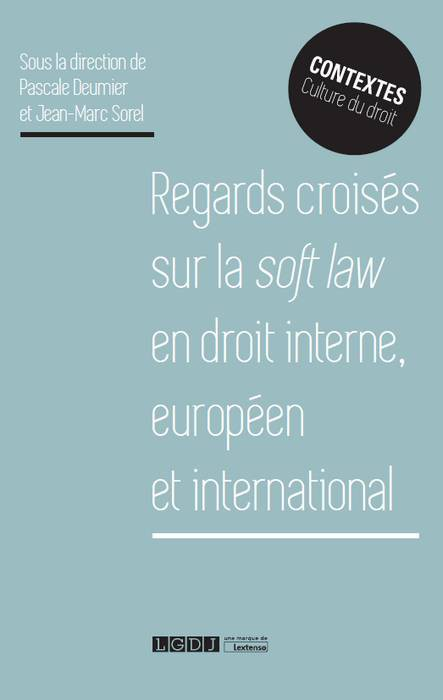 Regards croisés soft law