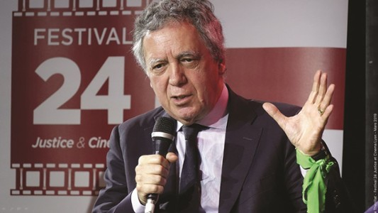 Nando Dalla Chiesa, historien et romancier italien-Festival 24