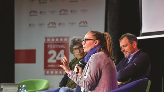 Kiara Neri, maître de conférence-Festival 24