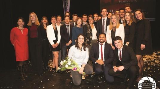 Lauréats du Concours de Plaidoirie de Bourg-en-Bresse