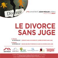 Vignette divorce sans juge