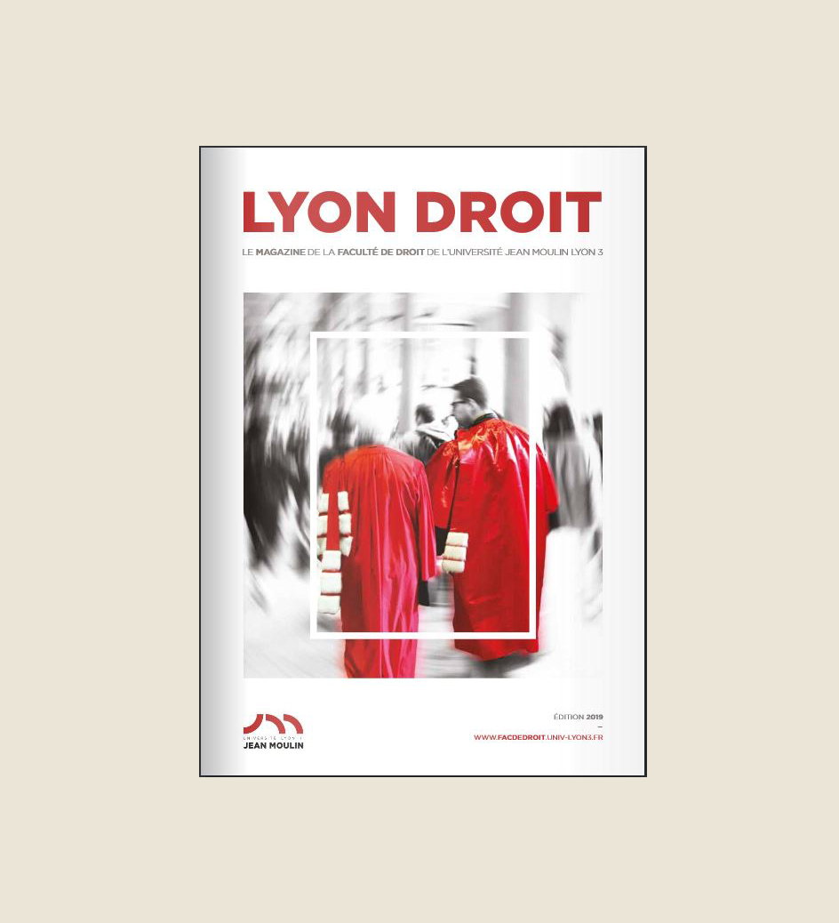 Lyon droit 2019