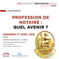 vignette conférence sur la profession de notaire